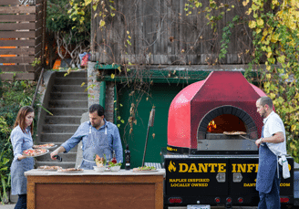 Dante Omaha Inferno Pizza Oven